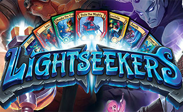 Lightseekers al Comicon